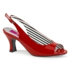 JENNA - 02 Red Patent